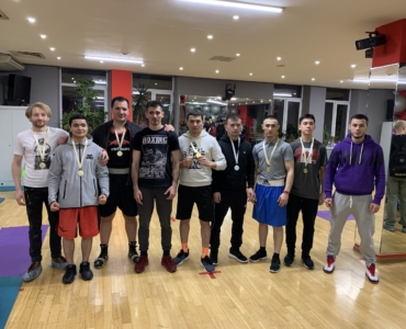 IX ежегодный турнир по боксу в Magneto Fitness