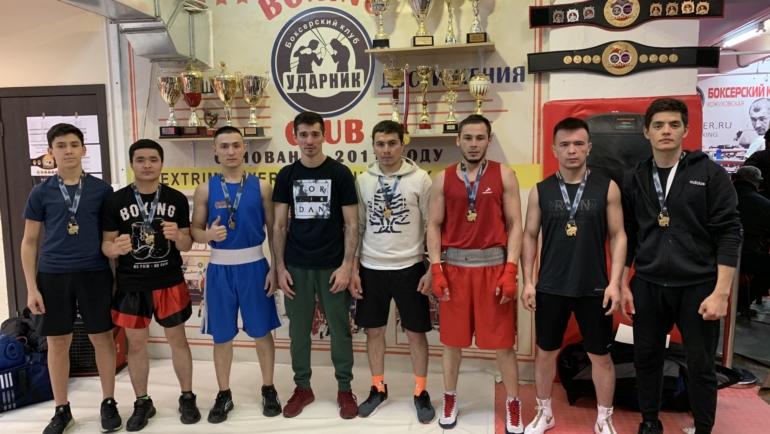 1 Турнир серии турниров «7 Легенд» 2021 года в Боксерском клубе «Ударник»